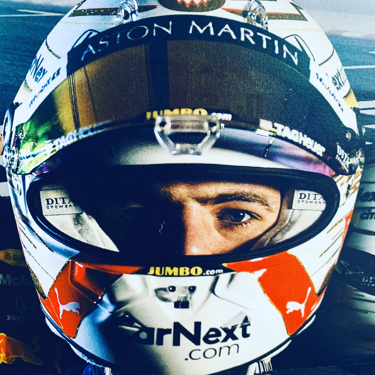 🔥New job! Working with 'this guy' from March 1st as Manager Sponsorships & Events @ CarNext! 🏎 #MaxVerstappen #NewJob