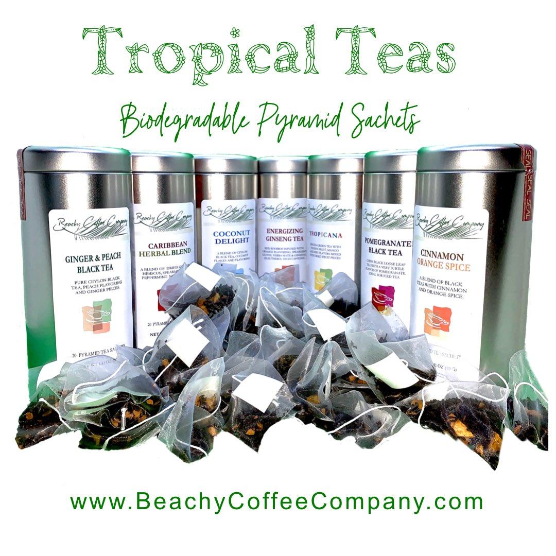💥Beachy's Online Sale💥 🌴You'll Love Beachy's Coffee & Tropical Teas🌴 Beachy Coffee Company ☕️carefully selected blends of #organic #Coffee & #Tea for everyday enjoyment. Order Beachy Coffee & Tea online. #haveabeachyday http://www.BeachyCoffeeCompany.com