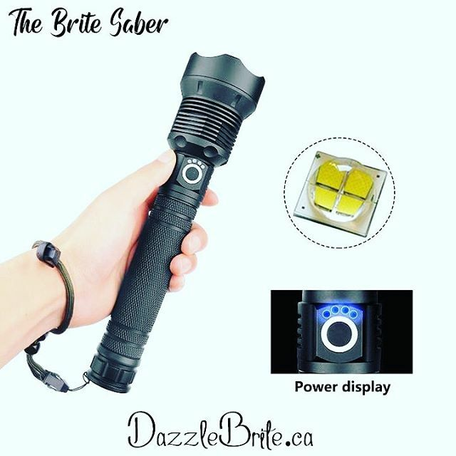 Camping? Hiking? Heading to the cottage? You need this durable USB recharging LED Flashlight! 🌟😎#dazzlebritelights #camping #rv #cottage #led #ledlighting #campingsupplies #emergency #beprepared #poweroutage #usb #usblight #hikingadventures #camperlife https://ift.tt/2P80owO
