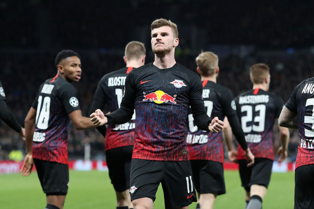 A Timo Werner penalty was enough for RB Leipzig to beat Tottenham Hotspur in the Champions League. Match report ➡️http://bbc.in/2HGmv9E #bbcfootball #THFC #UCL