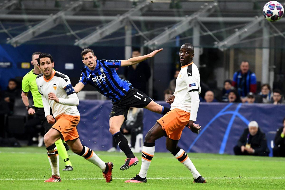 Atalanta vs Valencia Highlights, 19/02/2020