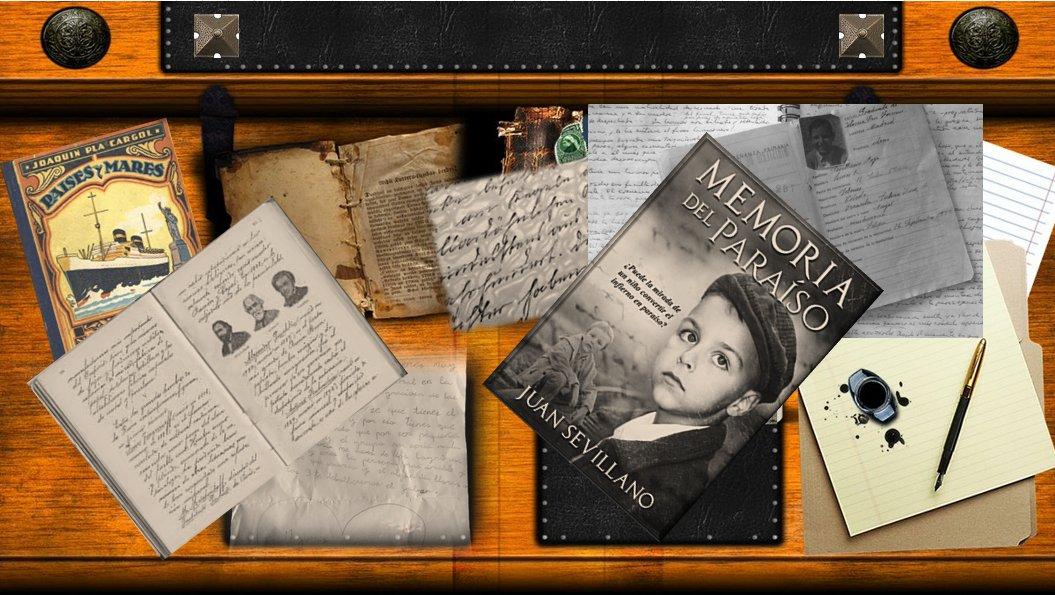 MEMORIA DEL PARAÍSO. Déjate hechizar por la magia de este chico. ¡Escucha su historia! #LecturasRecomendadas Papel: http://leer.la/198050699X  #Kindle: http://leer.la/B07BB4NVLZpic.twitter.com/eck1NSZjrv