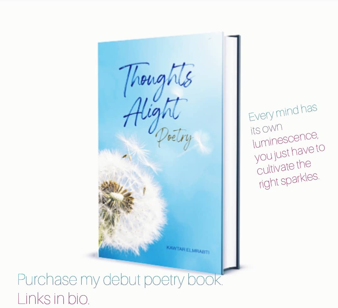You can also order my book on Book Depository https://www.bookdepository.com/Thoughts-Alight-Poetry-Kawtar-Elmrabti/9781970160215?ref=grid-view&qid=1582131944807&sr=1-1… #books #poetry #bookworm #ThoughtsAlight #inspiration.pic.twitter.com/kuKXHSWf0W