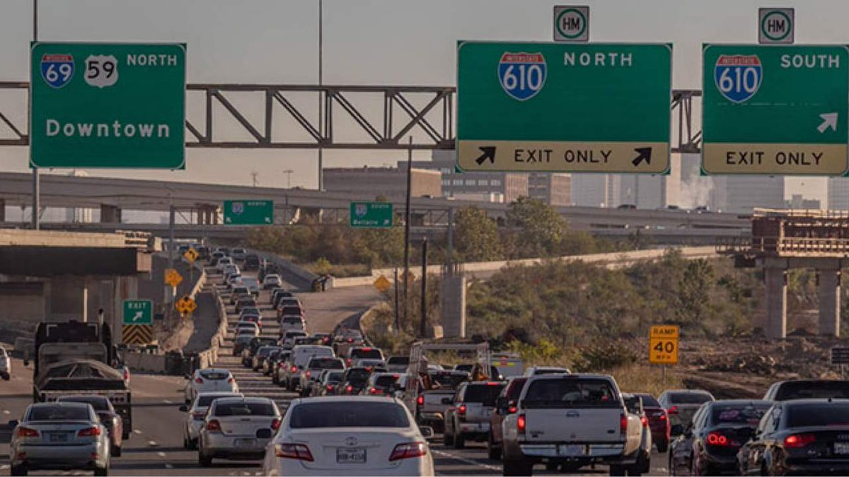 Ask 2: Why is there so much traffic on 610 at the Galleria?  #kprc2 #hounews #houtraffic