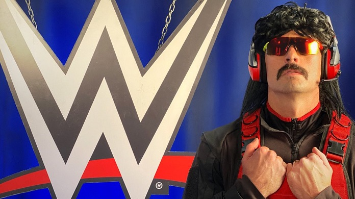 It looks like Dr Disrespect is prepping for another WWE appearance. https://comicbook.com/gaming/2020/02/19/dr-disrespect-teases-wwe-appearance/…