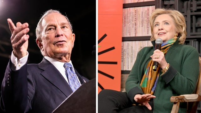 Clinton asked if she'd be Bloomberg's vice president: 'Oh no' hill.cm/lm8VIaR