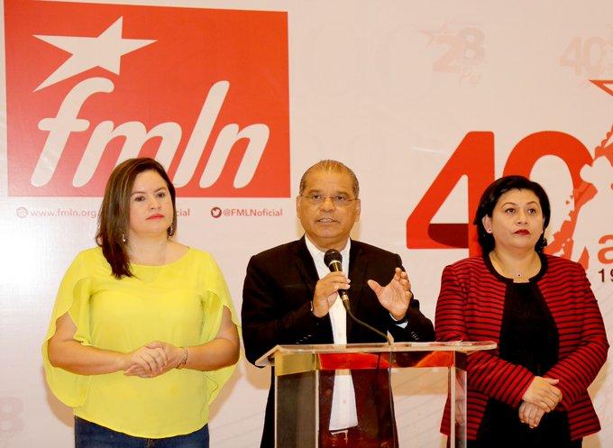 Sigue el proceso golpista de Nayib  Bukele, advierte el FMLN