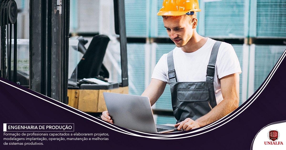 Se você sonha em se tornar um Engenheiro de Produção de sucesso, seu lugar é aqui!  Inscreva-se: http://www.unialfa.com.br/vestibular #UNIALFA #EngenhariaDeProdução #AMelhorEscolaDeNegóciosDoCentroOestepic.twitter.com/IROq831Rml