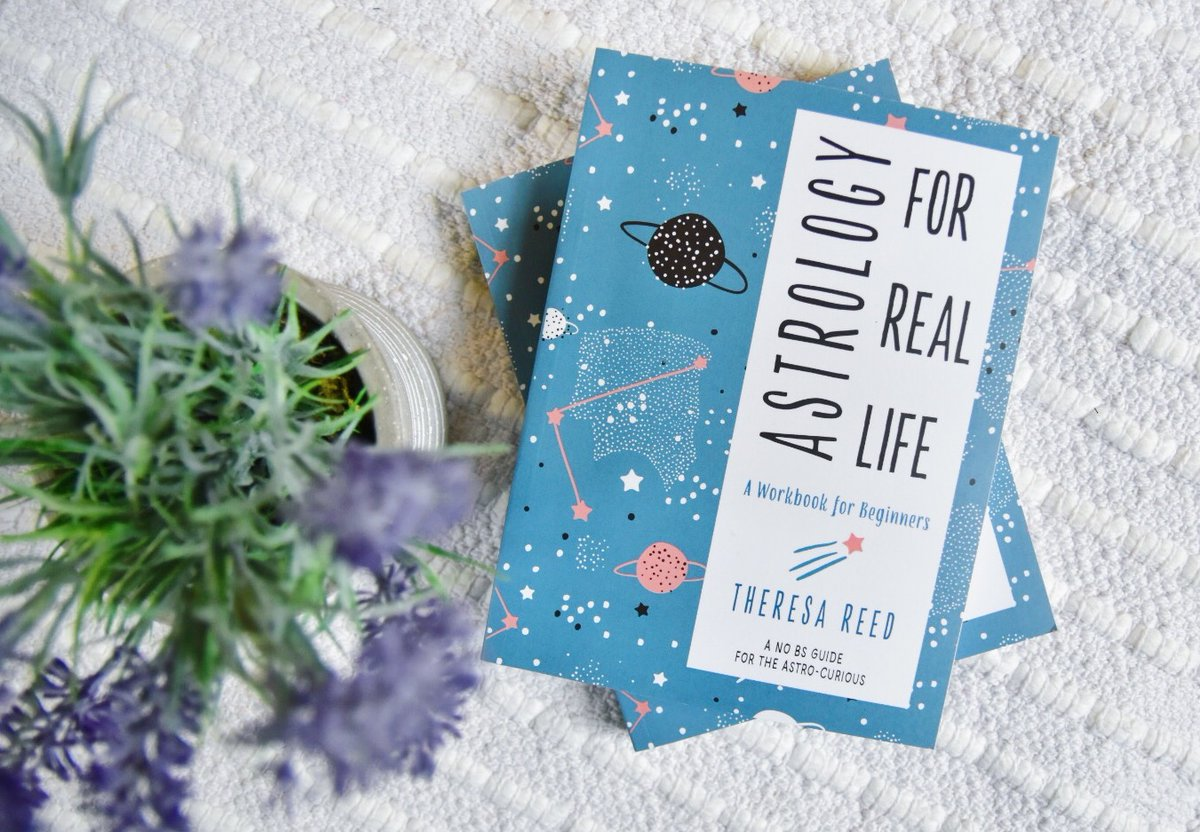 """You've heard about Mercury Retrograde, of course. But what about Venus Retrograde? What iz dat? Learn all the important Astrology terms inside my book: """"Astrology for Real Life (A No B.S. Guide for the Astro-Curious)."""" https://www.thetarotlady.com/astrology-real-life/… #astrologypic.twitter.com/j9t3GC3VKj"""