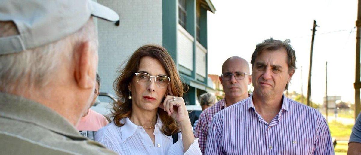 """[NUEVO] Bielsa, sobre el Procrear: """"Durante el último mandato de CFK se otorgaron 110 mil créditos hipotecarios [para construir]. Entre 2016 y 2019, solamente 11 mil"""" ➡️ Es #VERDADERO. 🔎 Mirá los datos en chequeado.com/ultimas-notici… Por @martinezluciap."""