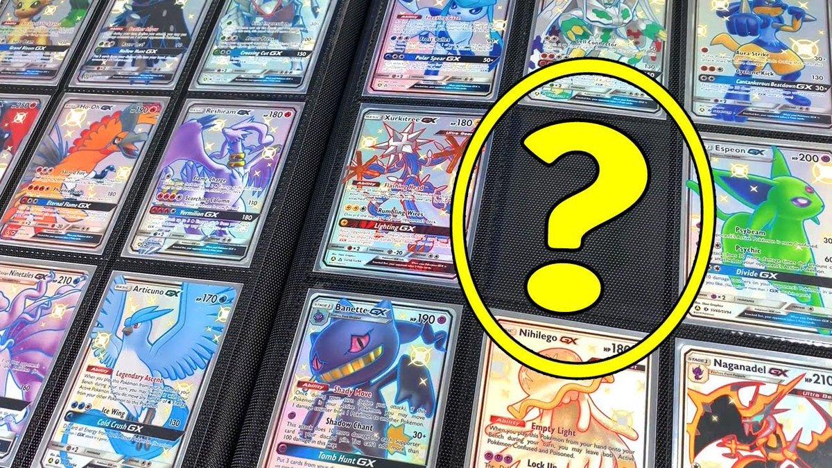 FINALLY! The Hidden Fates Pokemon Card Binder Has Returned! youtube.com/watch?v=a4W-w6…
