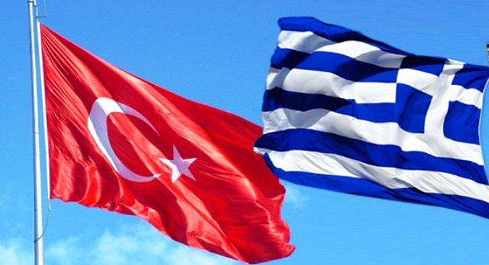 Asamblesi'ne katılan Yunanistan heyeti, Türkiye'nin 'yasadışı' eylemleri hakkında ittifak üyelerine bilgi vermek isteyince toplantı başkanı tarafından engellenmesi üzerine toplantıyı terk etti. pic.twitter.com/GEXcrBkJEP