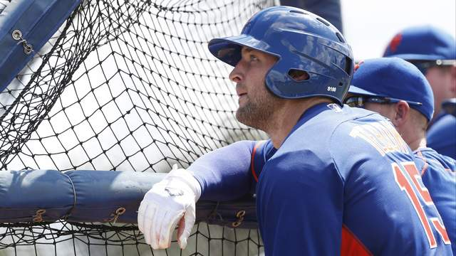 Why the Astros' sign-stealing scandal is costing Tim Tebow his jersey number >  #kprc2 #hounews