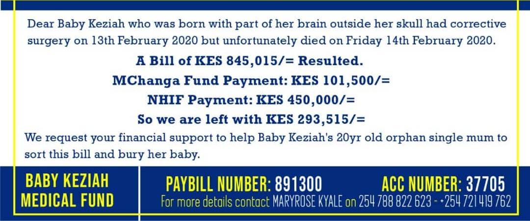 #KOT let us please help Faith in any way can