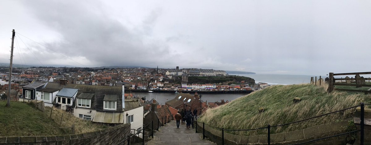 #Whitby #199steps #whitbyharbour #NorthYorkshire