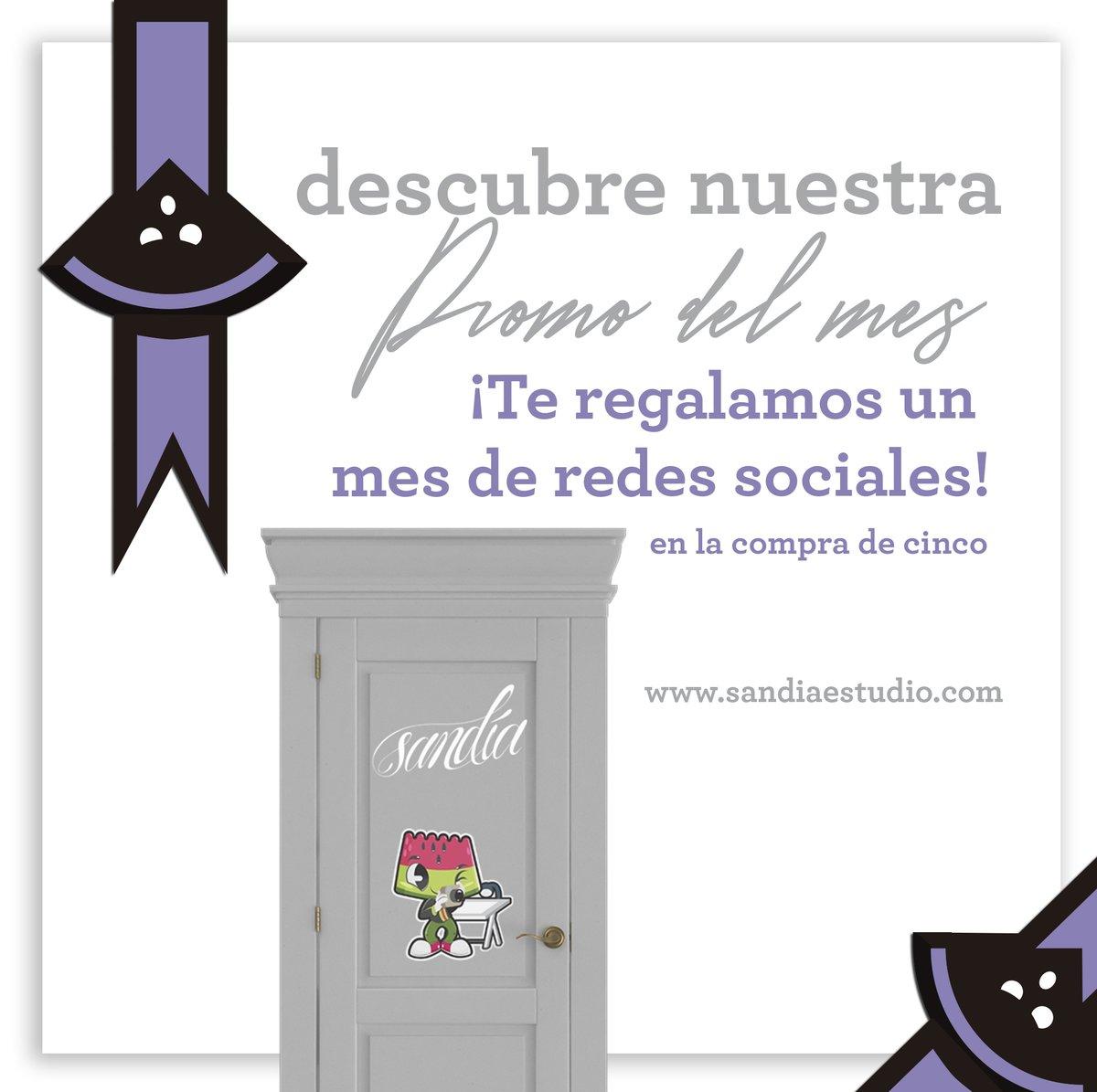 ¡Te regalamos un mes de redes sociales!  *En la compra de 5 meses de redes, ¡te regalamos el sexto! #ManejoDeRedes #2020 #Emprendedores  ☎ 55 8435 4093 https://t.co/I7Rj5HIYnU