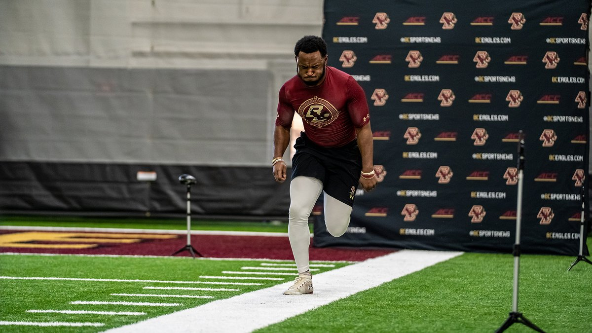 Preparing here in the present for the future.  Spring Practice. Combine Drills. #WeAreBCpic.twitter.com/nhEMdf8v3r