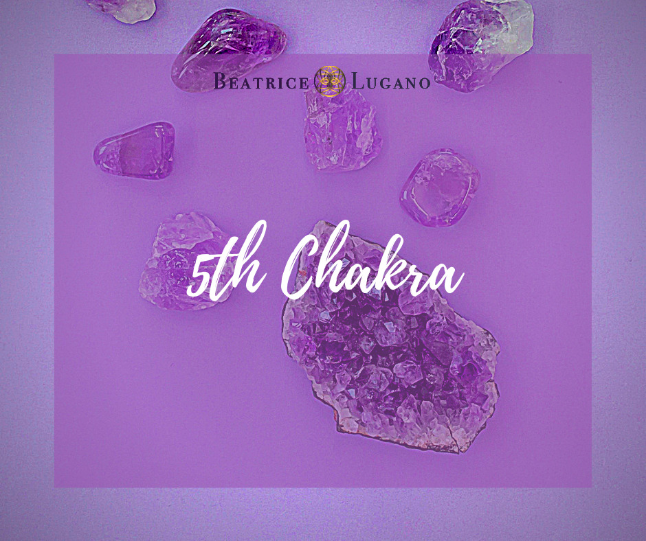 The 5th #Chakra is located in the throat area, the gland connected to it is the Thyroid.  It is not only responsible for our #creativity and beliefs, but it also gives us thevision of our reality as we perceive it.  Deprogram your 5th Chakra with me:https://sbee.link/ufbk6xcadhpic.twitter.com/LQtFB02WBM