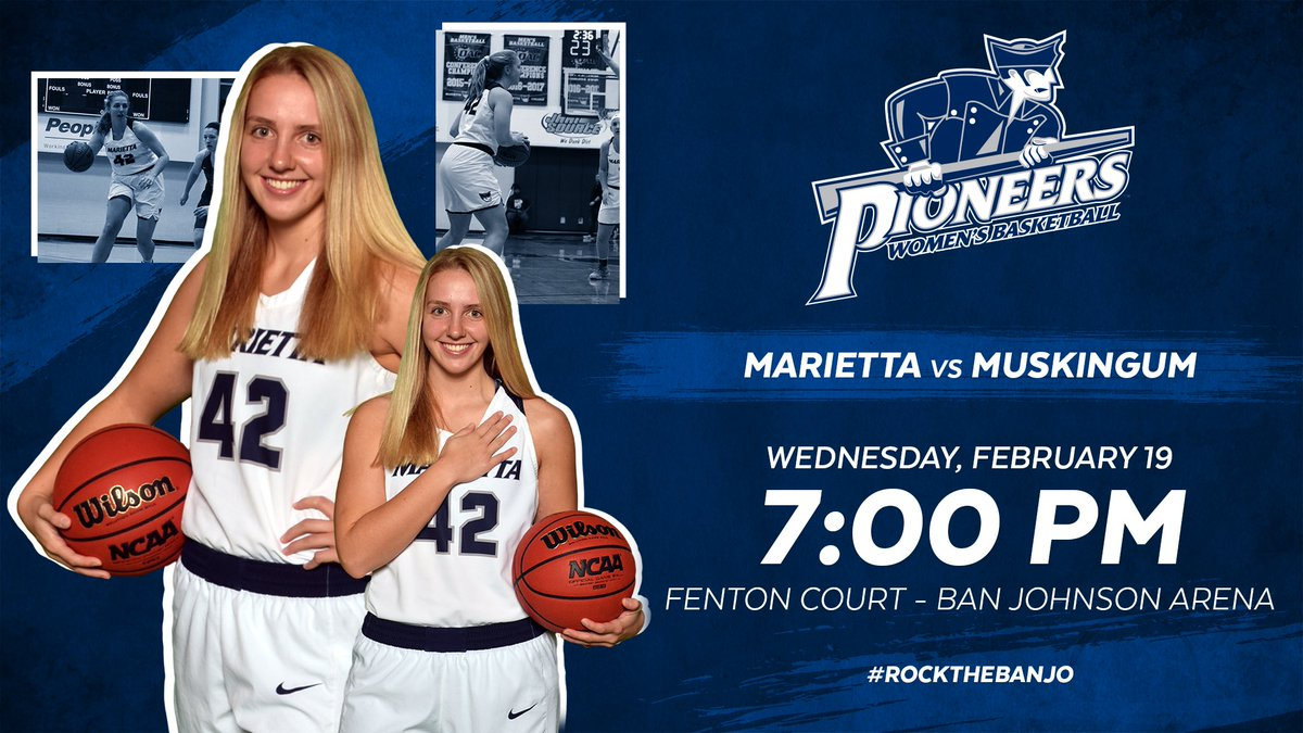 PioNation we need your help‼️  We take on the Muskies tonight in a big OAC game in the BanJo  We need your help to get it ROCKIN. @MariettaManiacs 🎣  📺 https://t.co/YL3SansKXb 📊 https://t.co/RgnRYCND2m https://t.co/gN8MtB7oeq