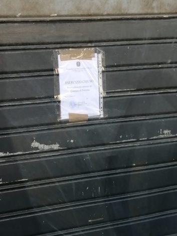 Chiuso per dieci giorni un bar di Mezzojuso, provvedimento notificato dai carabinieri - https://t.co/w1WFApJB1P #blogsicilianotizie