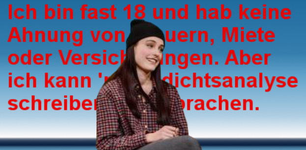 Stündliche Naina Weisheit. pic.twitter.com/RhaYjtNz8m