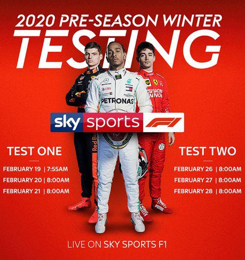 LIVE STREAM Formula 1: LIVE COVERAGE F1 Wintertest Barcelona  #MaxVerstappen https://dailygp.com/nl/live-stream-formula-1-live-coverage-f1-wintertest-barcelona/…