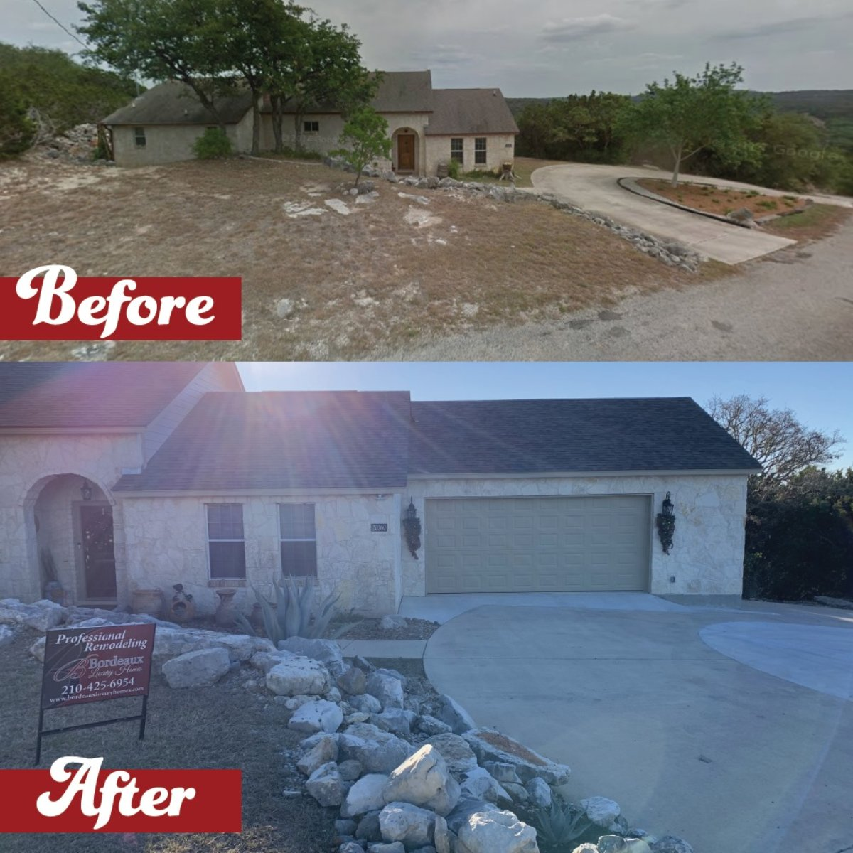 Our projects are designed and built to match your home and preferences. Call us to start your home project design! #TransformationTuesday