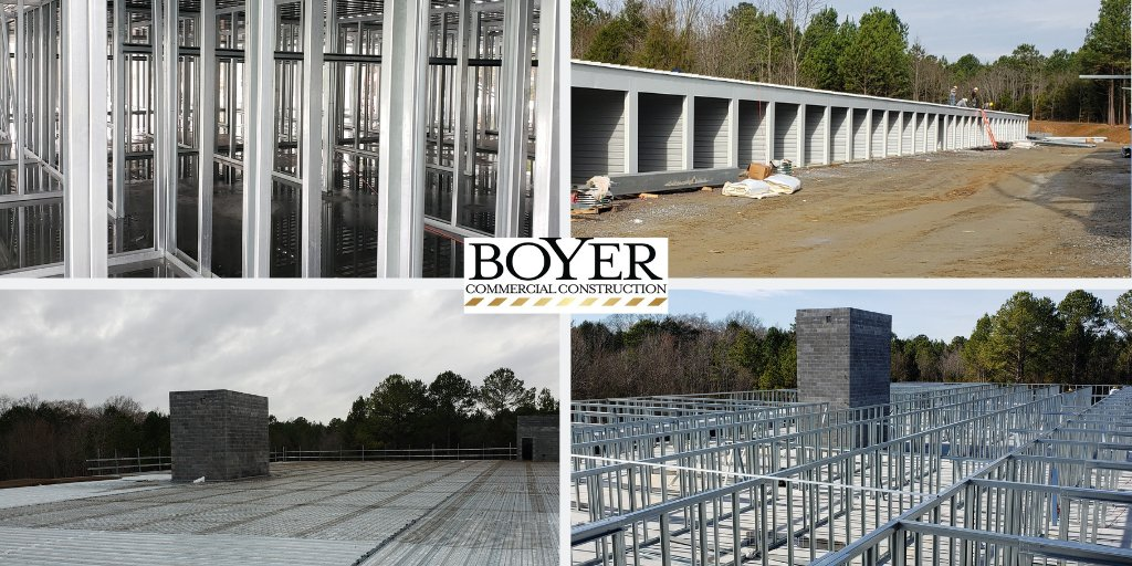 Check out our progress on the Stowaway Storage Facility in Irmo, SC! #Construction #constructionnews pic.twitter.com/qDRVlC8rnI