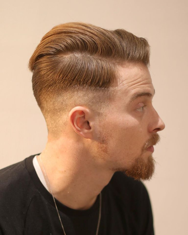 Our Barbers can make your hair look really handsome!  #nyc #barber #barbershop #barberlife #barberstyle #haircut #hairdresser #menstyle #malehaircut #malehairstylist #barbershopconnect #barbershopnyc #barbernyc #NewYork