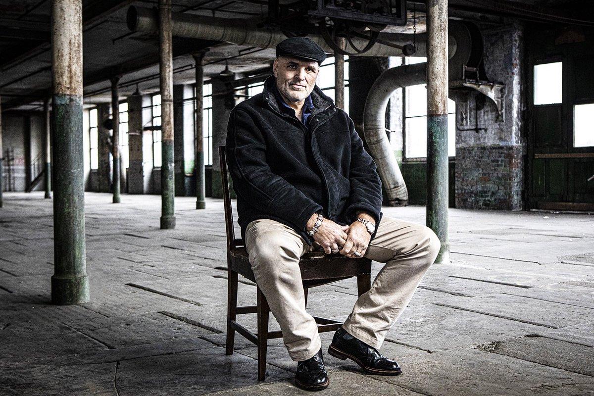 #portrait photography of John Fury for @itv 's #tysonfury documentary #meetthefurys ...  #portraiture #photography #photoshoot