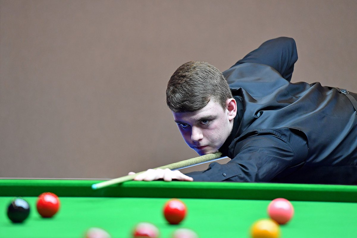 test Twitter Media - 🍀 GOOD LUCK | Everyone at the EPSB would like to wish good luck to @WorldSnookerFed Junior Open finalist Sean Maddocks who plays in the BetVictor Snooker Shoot Out tomorrow afternoon.  Maddocks faces Brazil's Igor Figueiredo in round one.   #EnglishSnooker #ClockIsTicking ⏱ https://t.co/1ytGihnMon
