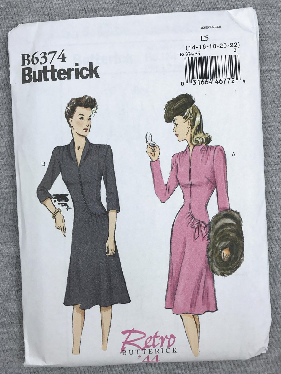 I'm sure you have an occasion for wearing this dress. Wedding? Party? Easter? Grocery shopping? #dress #vintagestyle #retro #throwback #1940sfashion #womens #ladies #misses #ladiesdress #elegant #fitted #warstyle #sewingpattern #forsale #ebay https://etsy.me/32a4qKlpic.twitter.com/O6KZ9QoWeG