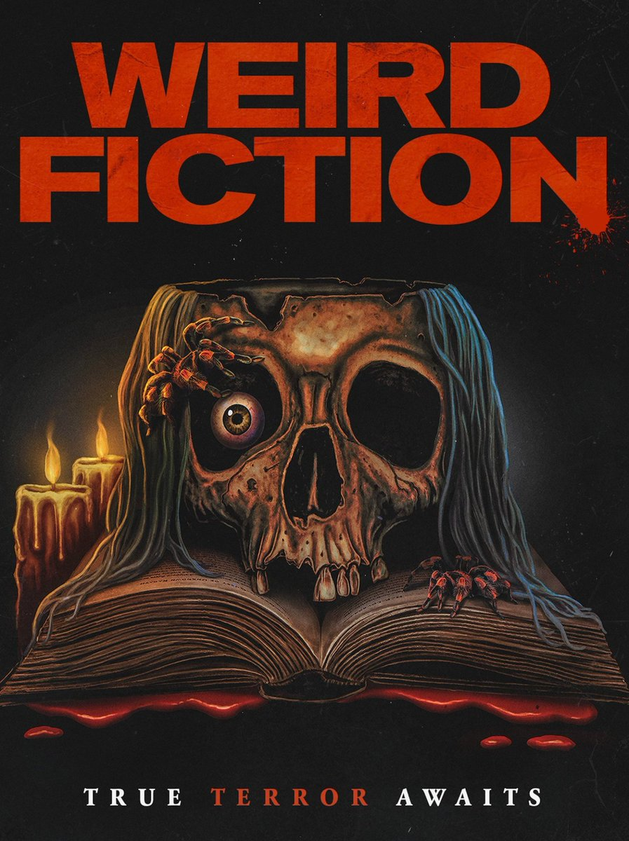 [Trailer] WEIRD FICTION Delivers Four Terrifying Tales this May in New Horror Anthology!  Watch the trailer here: https://www.killerhorrorcritic.com/reviewsnews/trailer-weird-fiction-delivers-four-horrifying-tales-this-may…