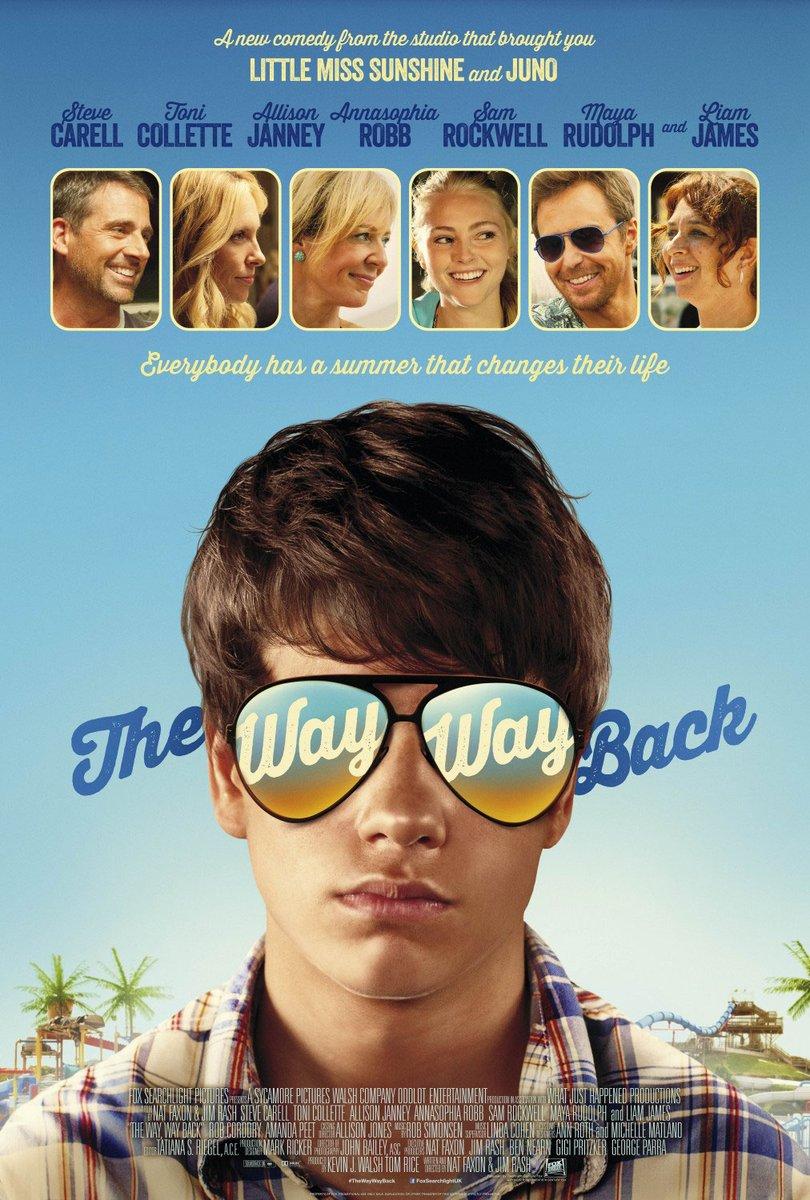 THE WAY, WAY BACK: 2013  THE WAY BACK: 2020  THE BACK: 20??pic.twitter.com/DfPniD451G