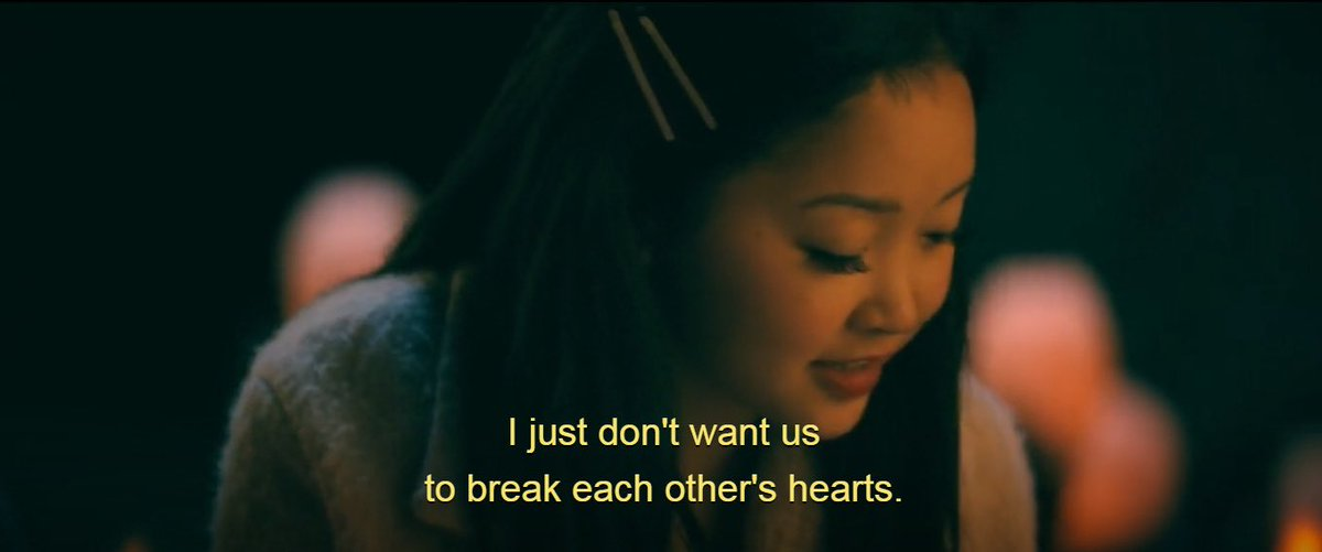 To All The Boys 2 : Ps I Still Love You ❤️ #moviescenes #movies #love