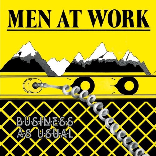 "#nowplaying: ""People Just Love To Play With Words"" from ""Business As Usual [Bonus Tracks]"" by #MenAtWork pic.twitter.com/pHblvNnLgd"