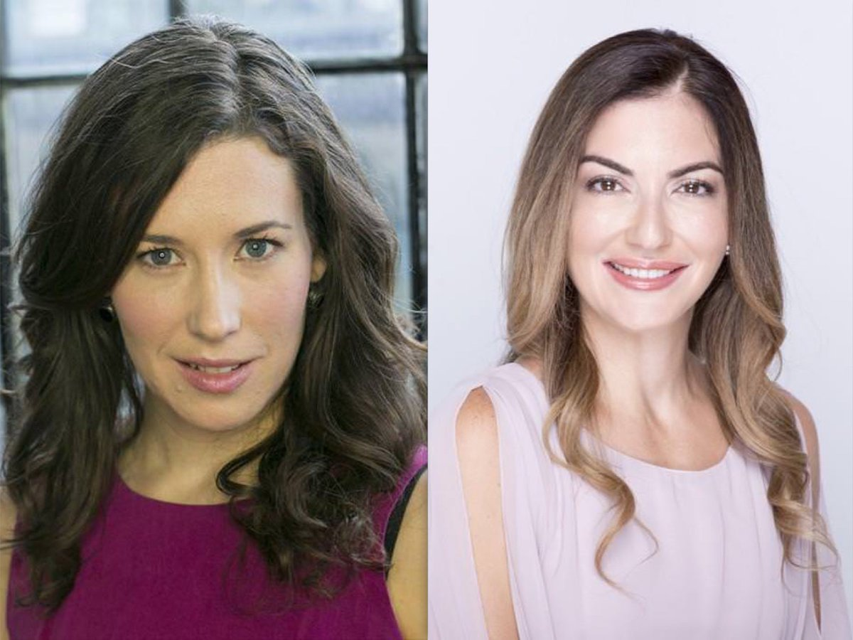 """Wishing our wonderful talents Leah H. and Lisa S. all the luck on their audition today for the """"Project Sparkling Water– COMMERCIAL"""" !!! #modelingagency #toronto #Ontario #torontomodel #orangemodels #audition #canada #Casting #loveorange #photoshoot #Commercial #modeling"""