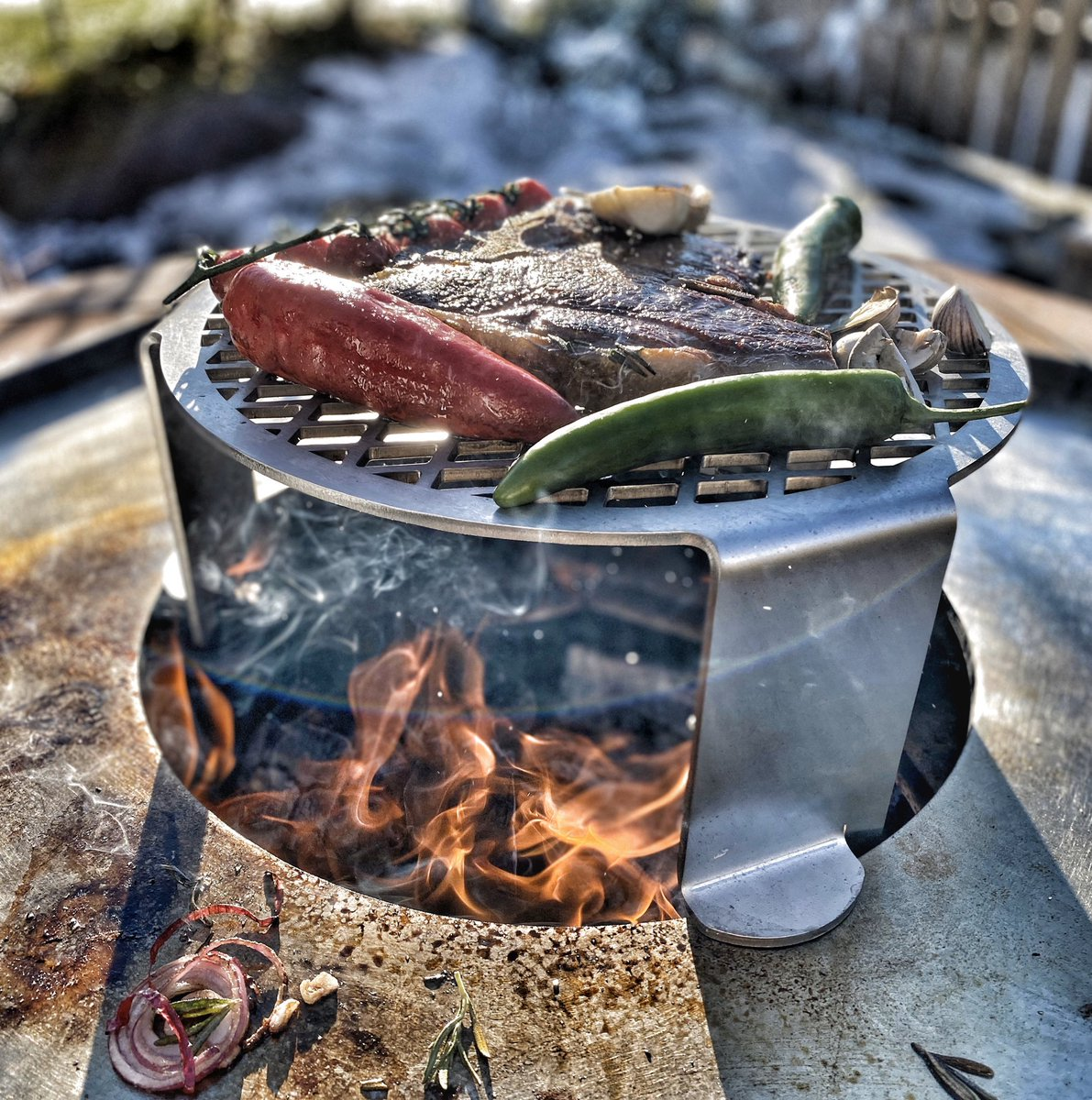#equipment #martinkainer #designgrill #martinkainerdesigngrill #bbq #direct #grilling #grill #directgrilling #picoftheday #pictureoftheday #bestoftheday #instafood #instagood #instachallenge #challenge #photooftheday #zillertal #tyrol #alps #food #foodphotography