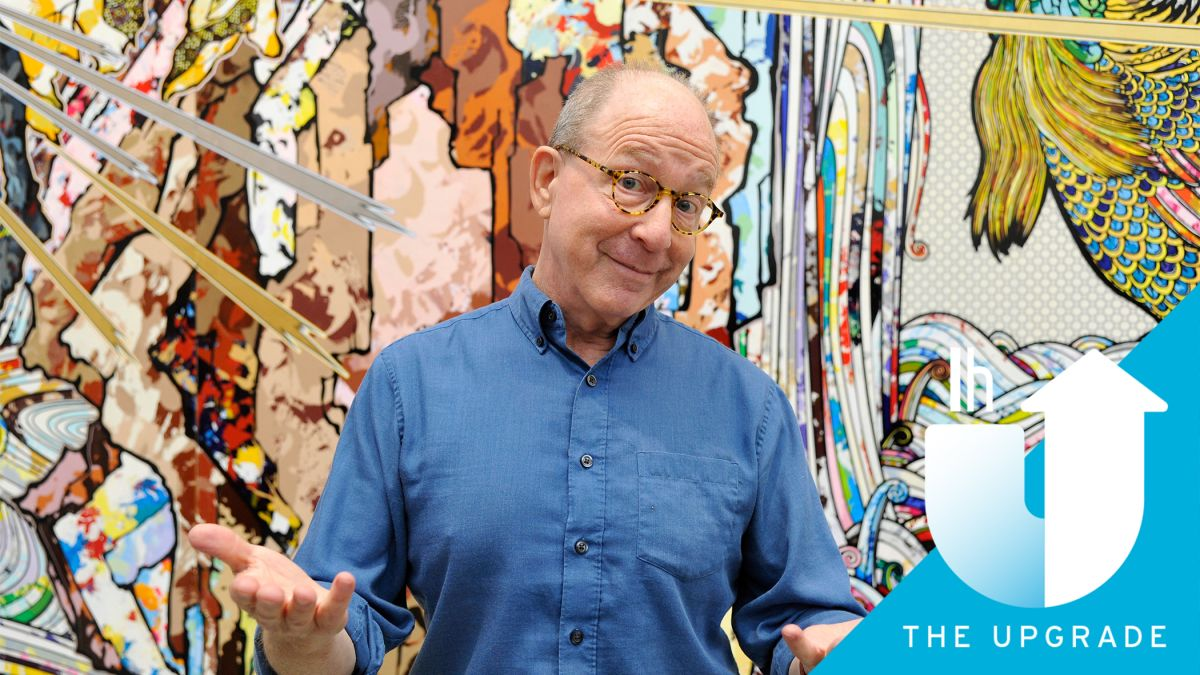 How to Talk About Art, With Jerry Saltz http://ow.ly/rox650yjiua via @lifehacker   #art