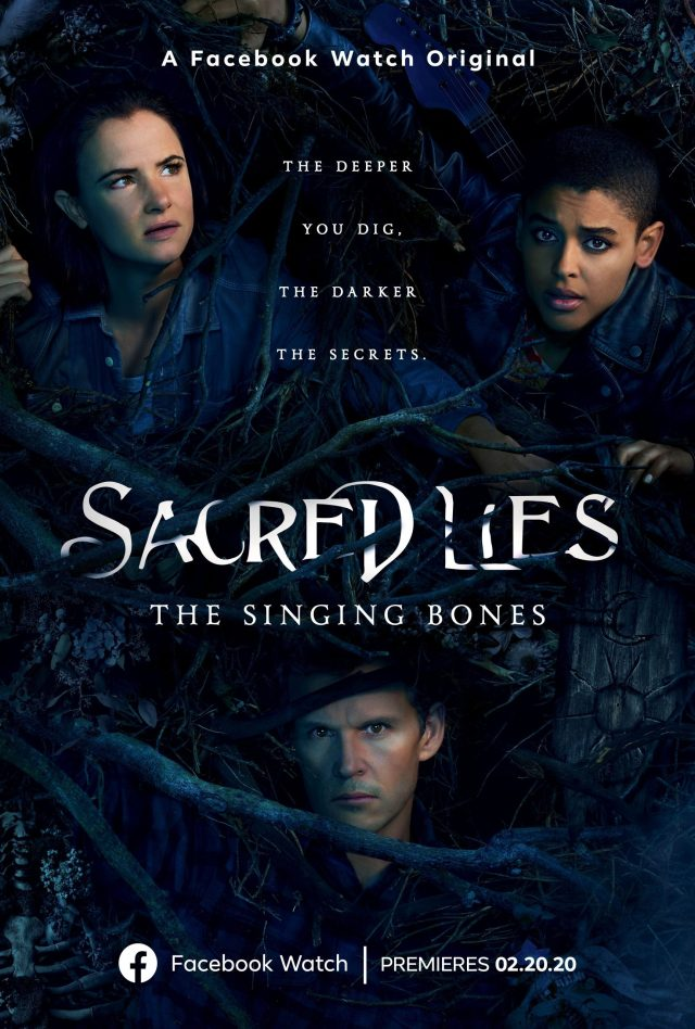 SACRED LIES: THE SINGING BONES cleverly weaves a dark fairytale with a murder mystery, says our @AmylouAhava. Season 2 of the show premieres on Facebook Watch from Blumhouse on February 20th.  REVIEW: https://www.killerhorrorcritic.com/reviewsnews/review-sacred-lies-the-singing-bones-cleverly-weaves-a-dark-fairytale-into-a-murder-mystery… #SacredLies
