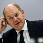 Image for the Tweet beginning: Germany's Scholz expects G20 progress