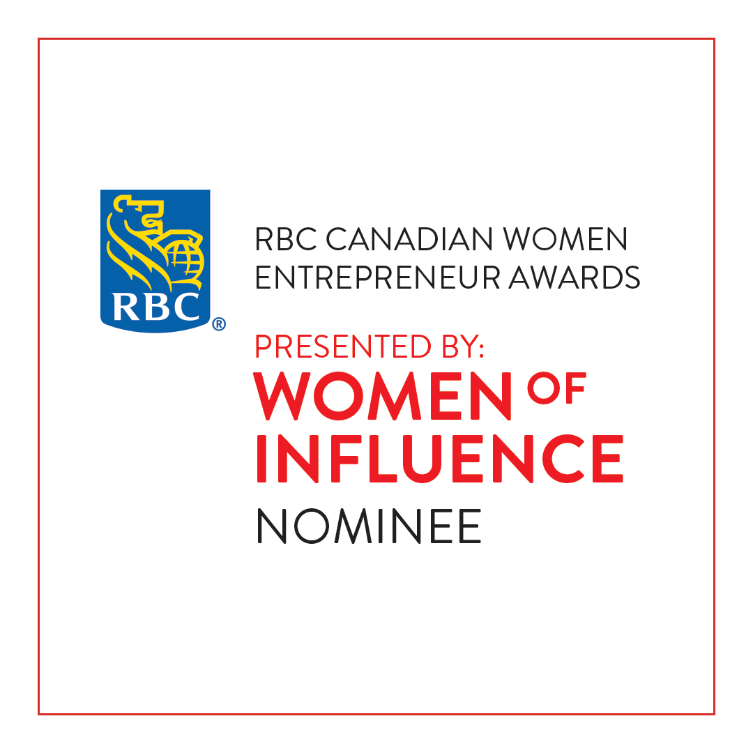 Wow what a surprise, thank you for nominating me - I'm honoured even to have a nomination in the @RBC  #womenofinfluence awards! Happy Wednesday to me and the EDS girls!
