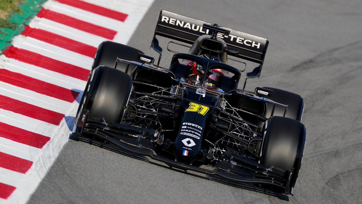 Ricciardo: Les progrès sont là avec la Renault RS20... #F1Testing #F1 #RSspirit #Formula1 #RS20 #EO31 #DR3  ⬇️ Lien de l'article ⬇️   https://motorsport.nextgen-auto.com/fr/formule-1/ricciardo-les-progres-sont-la-avec-la-renault-rs20,146315.html?utm_source=dlvr.it&utm_medium=twitter…