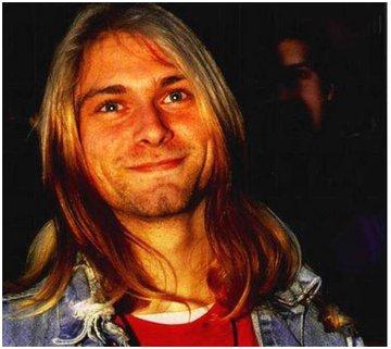 Kurt Cobain 20 February 1967 - 05 April 1994  Happy Birthday
