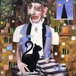 Image for the Tweet beginning: Allison Zuckerman's portraits tantalize and