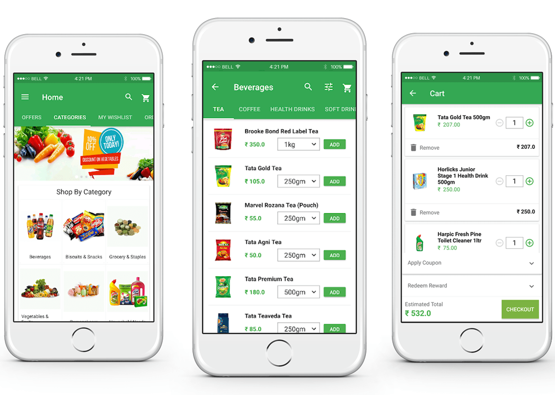 In a grocery shopping #app, which user experience would you prefer? Pick your favorite, and see if your choice was the winner of this 50-person #mobileapp poll: https://pfu.li/38NfGyrpic.twitter.com/kGeTuFhCyi