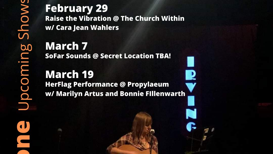 Three new shows coming up!  #singersongwriter #naptown #indianapolis #acoustic #countryrock #americana #rock #originalmusic #indie #womeninmusic #femaleartist #transartist #transisbeautifulpic.twitter.com/RzetLjWoFA