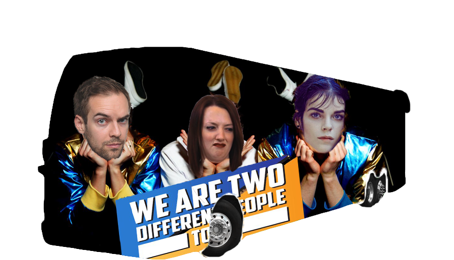#YIAYbus @jacksfilms the We Are Two Different People tour looks really different.<br>http://pic.twitter.com/qRjZIxEZ3y