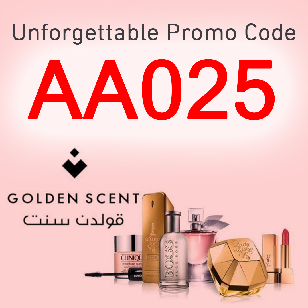 Awesome Discount Code From GoldenScent Website   In Emirates and Saudi Arabia   Use Promo Code    The Code  AA0258 pic.twitter.com/piO4aRdknP