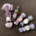 Image for the Tweet beginning: 🍒Cutest chillums and pipes🌸  #cute #chillum